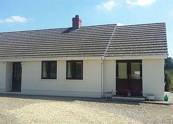 Thumbnail 3 bed detached bungalow for sale in Cwm Hyfryd, Heol Y Maes, Maenclochog, Clynderwen