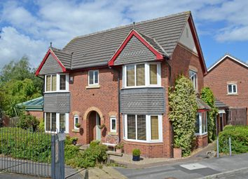 Thumbnail 4 bed detached house for sale in Pinsent Court, York
