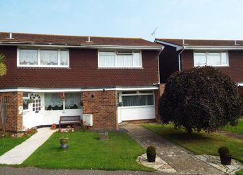 Thumbnail 3 bed end terrace house for sale in The Causeway, Pagham, Bognor Regis, West Sussex