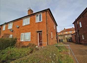 Thumbnail 3 bed semi-detached house for sale in Hawthorn Crescent, Arnold, Nottingham