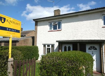 Thumbnail 2 bed end terrace house to rent in Sandringham Close, Stamford