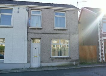 Thumbnail Terraced house to rent in Garn Road, Maesteg, Mid Glamorgan