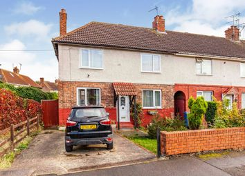 Thumbnail 3 bedroom semi-detached house for sale in Mellish Road, Langold, Worksop