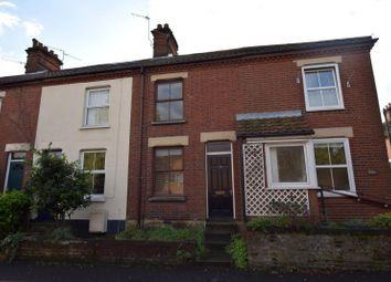 Thumbnail 3 bed terraced house to rent in Pottergate, Norwich