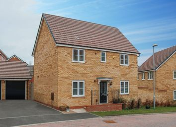 Thumbnail 4 bed detached house for sale in Elrington Close, Brockhill, Redditch