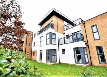 Thumbnail 2 bed flat for sale in Summers Hill Drive, Papworth Everard, Cambridge