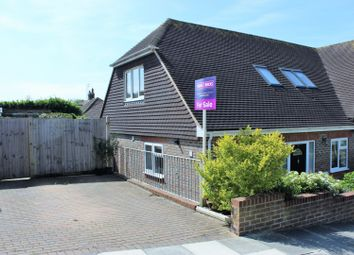 3 bed semi-detached house for sale in Meadow Close, Rottingdean BN2