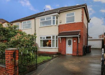 Thumbnail 3 bed semi-detached house for sale in Meadland Grove, Astley Bridge, Bolton