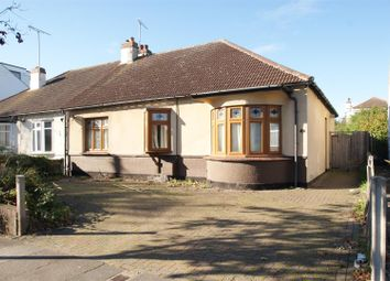 Thumbnail 3 bed semi-detached bungalow for sale in Cheltenham Drive, Leigh-On-Sea