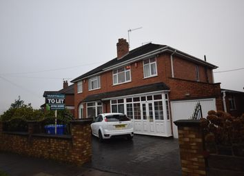 Thumbnail 3 bed semi-detached house to rent in Courtway Drive, Sneyd Green, Stoke-On-Trent