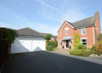 Thumbnail 4 bed detached house to rent in Landalewood Road, Clifton Moor, York
