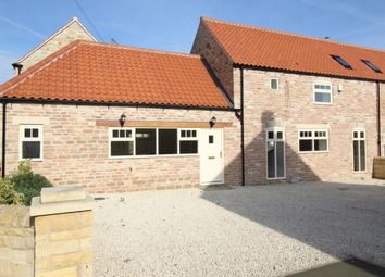 Thumbnail 4 bed barn conversion for sale in 15 Butt Hill Close, Whitwell, Worksop