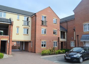 Thumbnail 2 bed flat for sale in Hindley View, Brereton, Rugeley