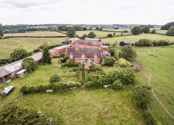 Thumbnail 5 bed farmhouse for sale in The Blythe, Stafford