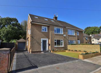 5 bed semi-detached house for sale in Solva Avenue, Llanishen, Cardiff CF14
