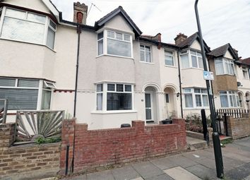 Thumbnail 4 bed terraced house to rent in Clive Road, Colliers Wood, London