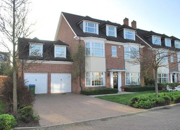 Thumbnail 6 bed detached house to rent in Chadwick Place, St James Park, Surbiton