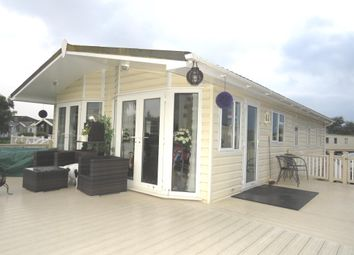 Thumbnail 3 bed mobile/park home for sale in Burgh Road, Skegness