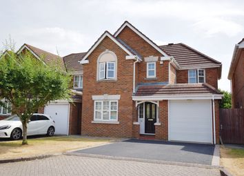 Thumbnail 4 bed detached house for sale in St Pauls Close, Tongham