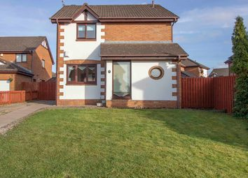 Thumbnail 3 bed detached house for sale in Crighton Wynd, Bellshill