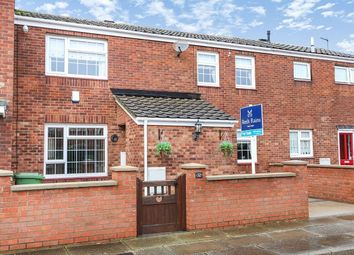 Thumbnail 3 bed terraced house for sale in Matlock Drive, Grimsby