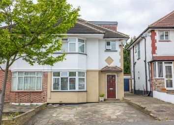 Thumbnail 4 bedroom semi-detached house for sale in Exeter Road, Southgate, London