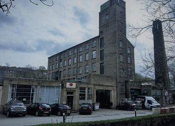 Thumbnail Light industrial to let in Unit 26 Upper Mill, Canal Side, Slaithwaite, West Yorkshire