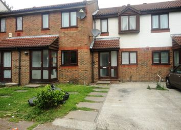 Thumbnail 2 bed end terrace house to rent in Chailey Close, Heston, Hounslow