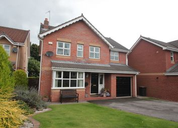 Thumbnail 4 bed detached house for sale in Links Drive, Blackhill, Consett