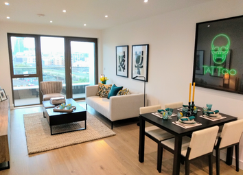 Thumbnail 3 bedroom flat for sale in Vallance Road, London