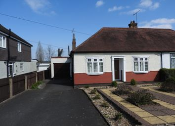 Thumbnail 3 bedroom semi-detached bungalow to rent in Whitehill Lane, Gravesend