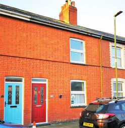 3 bed terraced house for sale in Glanrafon Terrace, Trefechan, Aberystwyth SY23