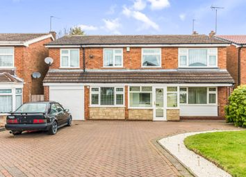 Thumbnail 5 bedroom detached house for sale in Park Hall Road, Walsall
