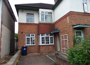 Thumbnail 2 bed flat to rent in Livingstone Road, Southall, Middlesex