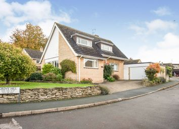 Thumbnail 4 bed detached house for sale in Grove Hill, Highworth, Swindon
