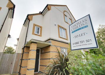 Thumbnail 4 bed property to rent in Ware Road, Hertford