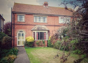 Thumbnail 3 bed semi-detached house for sale in Salisbury Avenue, Broadstairs