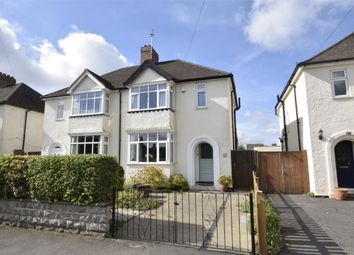 Thumbnail 3 bed semi-detached house for sale in York Road, Headington, Oxford