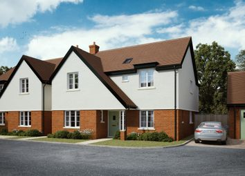 Thumbnail 4 bed detached house for sale in Staddlecote Place, Wingfield Road, Trowbridge