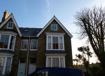 Thumbnail 1 bed flat to rent in Morrab Road, Penzance, Cornwall