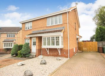 Thumbnail 2 bed semi-detached house for sale in Wardlaw Place, Carronshore, Falkirk