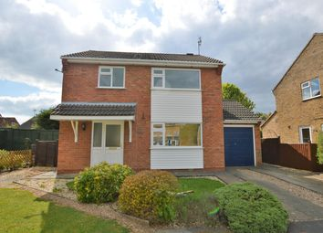 Thumbnail 3 bed detached house for sale in Maple Avenue, Countesthorpe, Leicester