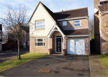Thumbnail 4 bed detached house for sale in Octavia Gardens, Chandlers Ford