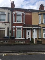 Thumbnail 2 bedroom terraced house to rent in Hungtingdon Street, Hull