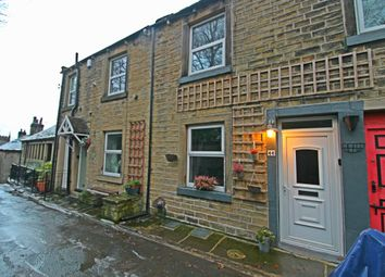 Thumbnail 2 bedroom end terrace house to rent in Back Lane, Holmfirth