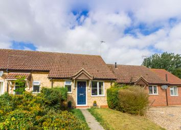 Thumbnail 1 bed bungalow for sale in Coney Walk, Stanton, Bury St. Edmunds