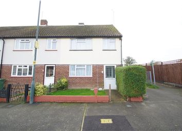 Thumbnail 3 bed end terrace house for sale in Suffolk Road, Sidcup, Kent