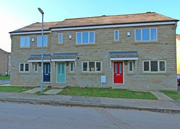 Thumbnail 3 bed end terrace house to rent in Perseverance Place, Holmfirth