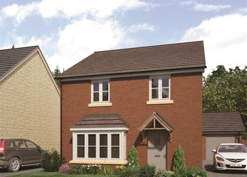 Thumbnail 3 bed detached house for sale in Plot 7, Willowbrook Gardens, Fenny Compton