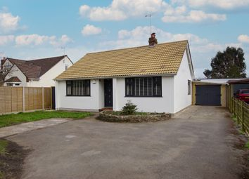 Wotton Road, Rangeworthy, Bristol BS37. 3 bed detached bungalow for sale